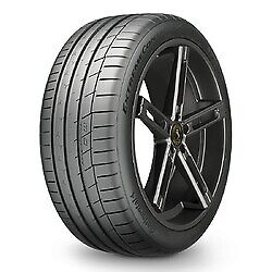285/35zr19 99y Con Extremecontact Sport Tires Set Of 4