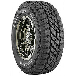 Lt265/75r16/10 123/120q Coo Discoverer S/t Maxx Owl Tire Set Of 4