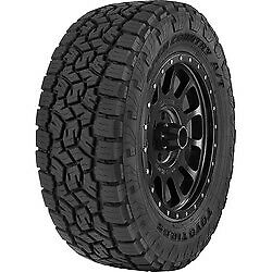 35x12.50r22/12lt 121q Toy Open Country A/t Iii Tire Set Of 4