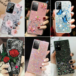 For Samsung Galaxy S21 Note 20 S20 Note10 Phone Case Armor Shockproof Cute Cover $7.99