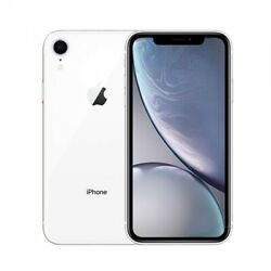 Apple Iphone Xr 128gb A2108 Hk Version 6.1and039 Ds Unlocked Brand New Smartphone