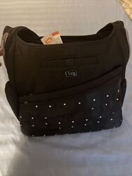Lug Parachute Black Bag. New W Tags. Discontinued Hard To Find. $160.00