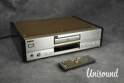 Sony Cdp-777esa Compact Disc Player In Very Good Condition