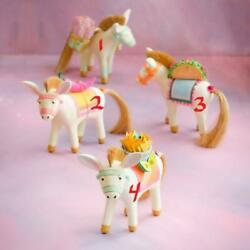 Glitterville Burro Tabletop Four Styles New