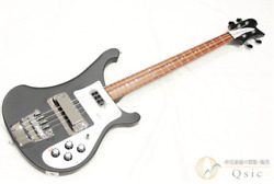 Rickenbacker 4003s Matte Black 4 String Electric Bass Guitar Made In The Usa