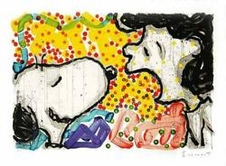 Tom Everhart, Drama Queen, Hand Signed And Numbered Lithograph, Publisher Coa