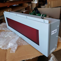 American Led-gible El-2800-975 Led Display 4 Multi Line Marquee New Sale 899