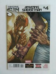 AMAZING SPIDERMAN #4 KEY 1ST APPEARANCE SILK CINDY MOON HI GRADE NM 9.4 B