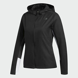 Adidas Own The Run Hooded Wind Jacket Womenand039s