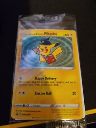 Sealed Special Delivery Pikachu Promo Phs4