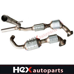 Catalytic Converters For Ford F150 Lincoln Mark Lt 5.4l 4wd 2004 2005 2006