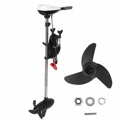 24v Brushless Outboard Motor Propeller 3hp 1500w High Power Stretchable Handle
