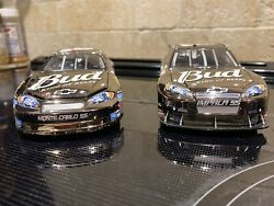 Dale Earnhardt Jr, 2007 8 Monte Carlo Ss And Impala Ss Cot 1/24 Die-cast W/g O/e.