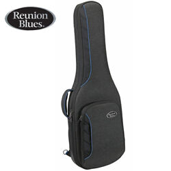 New Reunion Blues Rbce1 Continental Voyager Solid Body Electric Guitar Case