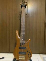 Ibanez Sr1206 6 String Electric Bass Guitar Shipped From Japan