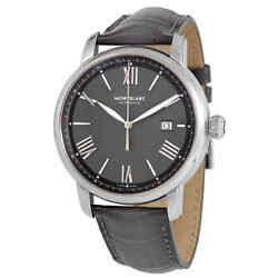 Star Legacy Automatic Grey Dial Men's Watch 126105