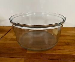 Sharper Image Convection Oven Glass Bowl Replacement, Model Wk 2213