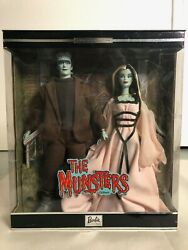 The Munsters Giftset - Barbie Doll Collectibles 2001 Some Box Imperfection