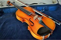 suzuki No.130 1975 Size 1/4 Violin With Case Shipped From Japan