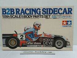 Tamiya 1/8 Rc B2b Racing Side Car Body Parts Set From Japan 1