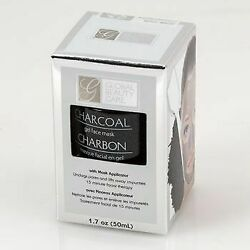 Global Beauty Care Charcoal Gel Face Mask Qty 3/6/12/24/48/72/96/120