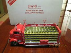 Cocacola. Delivery Truck
