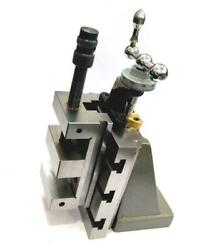 Lathe Milling Vertical Slide And 60 Mm Steel Grinding Vice-vise Machine Tools