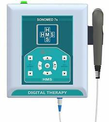 Sonomed 7s Electrotherapy 1and3 Mhz Ultrasound Therapy Combination Interferential