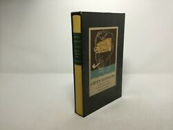 Green Mansions By W.h. Hudson Hc First 1st Like New 1944