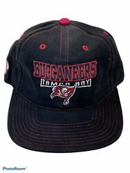 New Extremely Rare Tampa Bay Buccaneers Pro Player Hat Adjustable Real Vintage