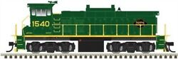 Atlas 40003828 Reading And Northern Mp15dc Diesel Locomotive 1543 - Dcc-n Scale