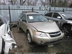 Automatic Transmission 2.5l Outback Right Hand Side Fits 08 Legacy 909743