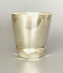 Sanborns Of Mexico Sterling Silver 925 Cocktail Cup 223.3 Grams