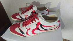 Onitsuka Tiger Nippon Made In Japan Mexico 66 Deluxe Red Kabuki Size Us7 Jp25cm