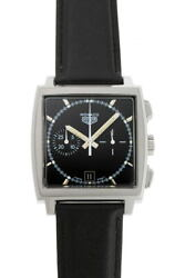 Free Shipping Pre-owned Tag Heuer Monaco Chronograph Reprint Limited Cs2110