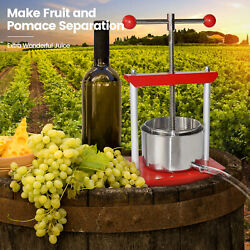 Cheese Tincture Herb Fruit Wine Manual Press Power Ball Handle For Juice