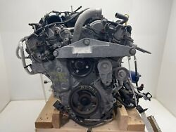 2018 Buick Enclave 3.6l Ulev Engine Motor With 11,430 Miles