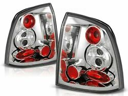 Opel Astra G Coupe Cabrio Sedan 1997 1998 1999 2000 2001-2004 Ltop25 Tail Lights