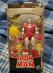 Marvel Legends IRON MAN SILVER CENTURION Action Figure Walgreens Exclusive