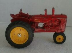 Vintage Massey-harris Toy Tractor 44 Special By Ertl