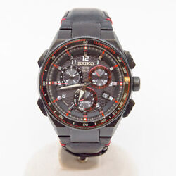 Free Shipping Pre-owned Seiko Astron Honda Nsx Limited Model Gps Solar