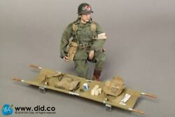 Did 16th Dixon Wwii Us Army 77th Infantry Division Combat Medic Soldier Figure