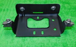 1965 Mustang Fastback Coupe Convertible Gt Shelby Orig Hood Latch Grille Bracket