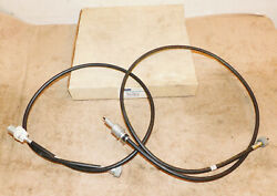 1973-1978 Ford F100 F250 F350 Nos Speed Control 2wd A/t Speedometer Cable Kit