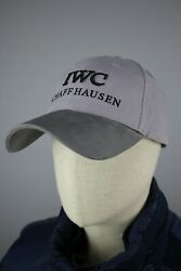 International Company Limited Cap Hat Exclusive Given Swiss Watch One Size