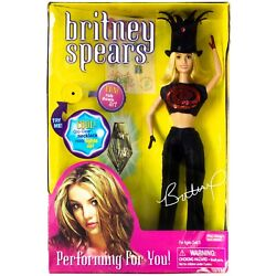Britney Spears Performing For You Doll The Beat Goes On Outfit Crazy2k Oops