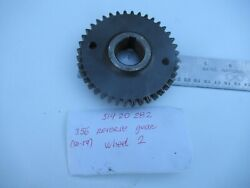 Porsche 356 And03950-and03959 Transmission Reverse Gear Wheel 519 20 282 C281 Fl