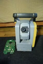 Trimble Total Station Model Rts555 For Parts Only Bad Motherboard No Radio