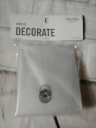 Martha Stewart Collection How To Decorate Pastry Decorating Kit Tips Collars Bag