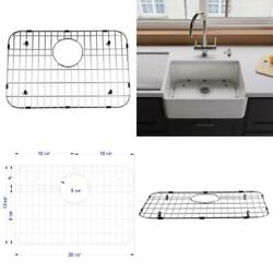 20.5 In. Grid For Alfi Brand Kitchen Sinks Ab503-w In Brushed Stainless Steel